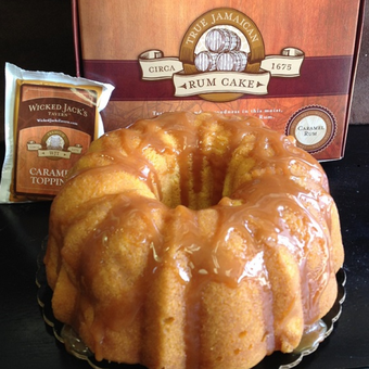 Jamaican Rum Cake Scarborough